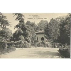 CPA: CORDOBA, Jardines de la Agricultura, années / anos 1900