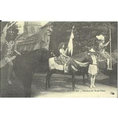 CPA: (REPRO). LIMOUSIN, Ostensions de Dorat, vers 1910