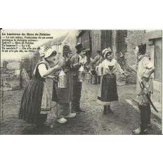 CPA: (REPRO). La lanterne du Gars de FALAISE, vers 1900.
