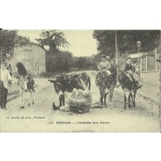 CPA: (REPRO). LE PLESSIS-ROBINSON, L'Omelette sans Beurre, vers 1900.