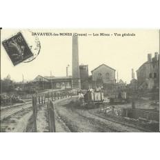 CPA: (REPRO). LAVEIX-les-MINES, Les Mines, vers 1910