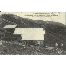 CPA: (REPRO). LAVEISSIERE, Buron du Ramberter, vers 1900