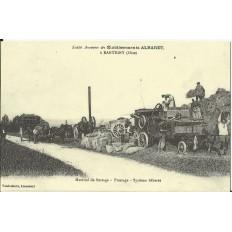 CPA: (REPRO). RANTIGNY, Ets.ALBARET S.A., vers 1900