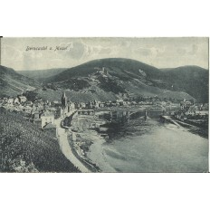 CPA: ALLEMAGNE, Berncastel a.Mosel, jahre1920