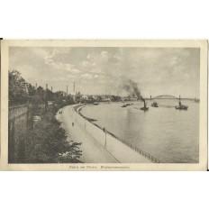 CPA: ALLEMAGNE, BONN am.Rh. Rheinpromenade, jahre1920