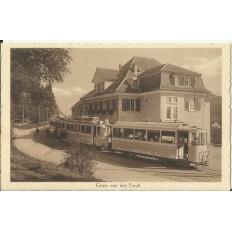 CPA: ALLEMAGNE, Gruss von der Forch, jahre 1920