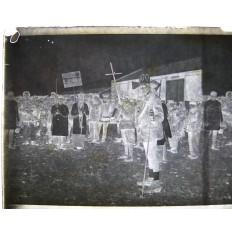 MILITAIRES AVEYRONNAIS 1926 MEKNES, PHOTOGRAPHIE. Percent de classe (1)