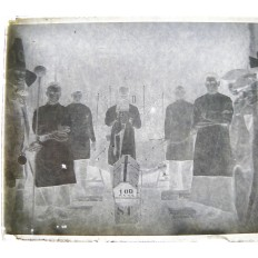 MILITAIRES AVEYRONNAIS 1926 MEKNES, PHOTOGRAPHIE. Percent de classe (2)