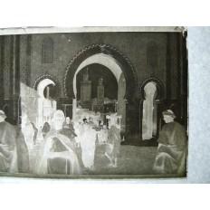 MAROC, MEKNES, PHOTOGRAPHIE / VERRE, 1926. UNE VUE (1)