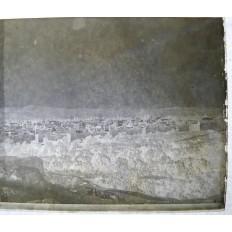 MAROC, MEKNES, PHOTOGRAPHIE / VERRE, 1926. Vue Générale (1)