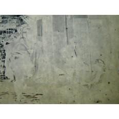 MILITAIRES AVEYRONNAIS 1926 MEKNES, PHOTOGRAPHIE. Ruelle du Souk.