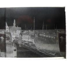CAMARET (Finistère) PHOTOGRAPHIE / VERRE, Années 1930.
