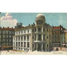 CPA: BEZIERS, La Poste, années 1910