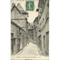 CPA - ROUEN, Rue de la Grande Mesure - Années 1900