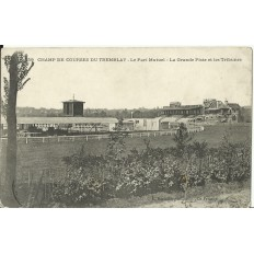 CPA: LE TREMBLAY, Champ de Courses, vers 1900