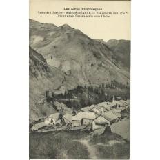 CPA: MAISON-MEANNE (Vallée de l'Ubayette), vers 1910