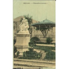 CPA: MILLAU, Education Morale, vers 1900