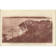 CPA: PORT-CROS, Ile de Bagand , vers 1920