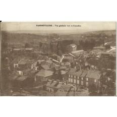 CPA: RAMBERVILLERS, Vue Générale, vers 1900