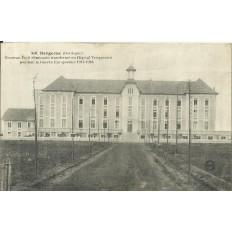 CPA: BERGERAC, Nouveau Petit Séminaire (Hopital 1914-18), 1919