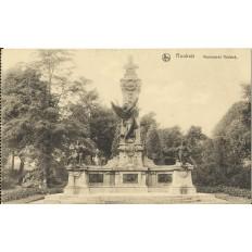 CPA: ROUBAIX, Monument Nadaud, vers 1920