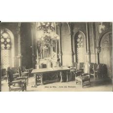 CPA: ARRAS, Hotel de Ville, Salle des Mariages, vers 1910
