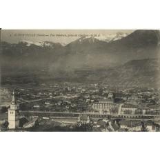 CPA: ALBERTVILLE, Vue Générale prise de Conflans, vers 1910