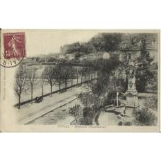 CPA: EPINAL, Monument Commémoratif, vers 1920