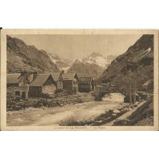 CPA: route de LA BERADE, Les Etages, vers 1920