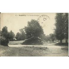 CPA: MAIGNELAY, Le Fort de Montigny, vers 1910
