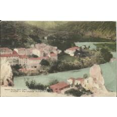 CPA: NYONS, Vue Générale Maladrerie, vers 1920