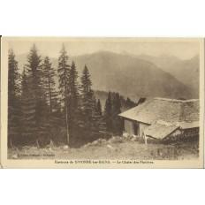 CPA: DIVONNE-les-BAINS, Le Chalet des Platières, vers 1920