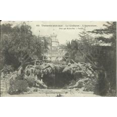 CPA: TAMARIS-sur-MER, Le Chateau, l'Aquarium, vers 1900