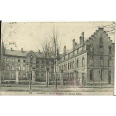 CPA: AMIENS, Ecole Normale de Jeunes Filles, vers 1910