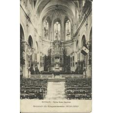 CPA - ROUBAIX, Eglise Saint-Sépulcre - Années 1930