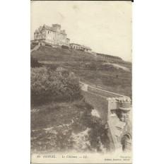 CPA - ONIVAL, Le Chateau - Années 1910