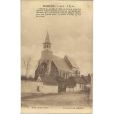 CPA - TOURNEHEM, L'Eglise - Années 1910