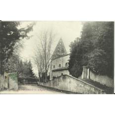 CPA - PALAMINY, L'Eglise - Années 1910