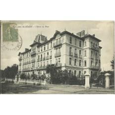 CPA - SALIES-de-BEARN, l'Hotel du Parc - Années 1910