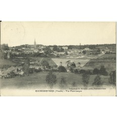 CPA - ROCHESERVIERE, Vue Panoramique - Années 1920