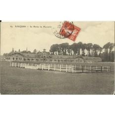CPA - TOUQUES, Le Haras de MEAUTRY - Années 1910