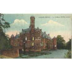 CPA - ESQUELBECQ, Le Chateau, Années 1920