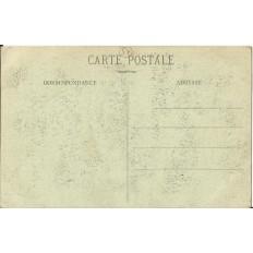 CPA - HENDAYE-PLAGE, Hotel Eskualduna et les Galeries, Années 1910