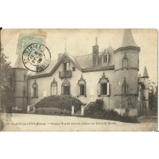 CPA: STE-FOY-les-LYON, Hospice-Hopital, vers 1900