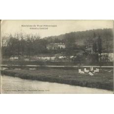 CPA - PIERRE-la-TREICHE, Années 1910