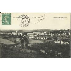 CPA - USSEL, Vue Panoramique - Années 1900