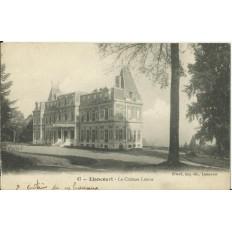 CPA - LIANCOURT, Le Chateau Latour, Années 1910