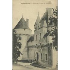 CPA: MALESHERBES, Donjon du Chateau de Rouville, Années 1900.