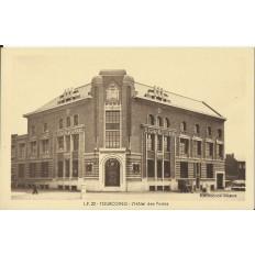 CPA: TOURCOING, l'Hotel des Postes, Années 1930