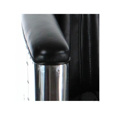 fauteuil club design aeronautique cuir noir Résultat Supérieur 5 Meilleur De Fauteuil Cuir Noir Design Image 2017 Zzt4